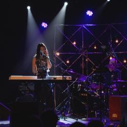 """Stéphanie Bédard, """"Minuit debout"""", Québec"""